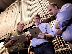 Theater Consultants Collaborative use iPads to streamline stagecraft