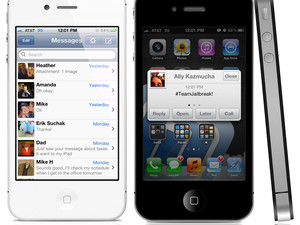 BiteSMS vs Messages+ for iOS 5: which should you use?