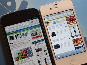 iOS claims 65% of mobile web, Android 20%