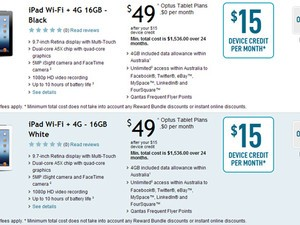 Apple taken to court over claims of false 4G LTE iPad advertising in Australia