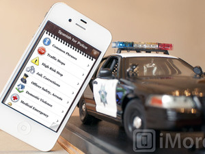 How I use my iPhone for police work