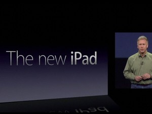 Apple makes the new iPad event video available in iTunes