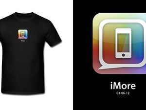 Join iMore in celebrating the new iPad launch with special edition t-shirts!