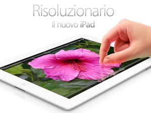 New iPad launching March 23 in 25 additional countries including Italy, Spain, Ireland, The Netherlands, Mexico