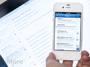 iPhone and Mac Gmail app, Sparrow, acquired by Google