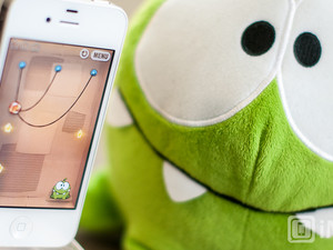 Cut the Rope releases 25 new levels