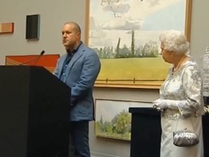 Sir Jonathan Ive receives his knighthood and talks about his love of design