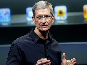 Tim cook speaks about running Apple and the legacy of Steve Jobs