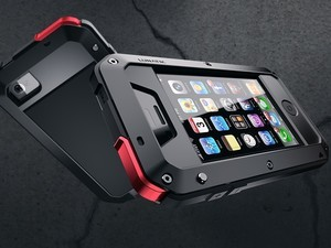 Armor your iPhone for the future with TAKTIK premium protection system