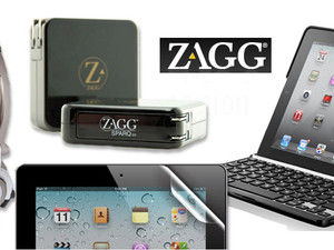 Enter to win a free accessory bundle from ZAGG and iFrogz!