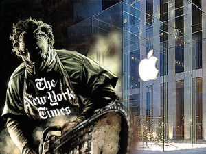 New York Times explores patents of mass destruction, once again focuses on Apple and misses the broader story