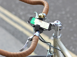 Ride around without getting lost with iOttie's $15 Bike & Motorcycle Mount