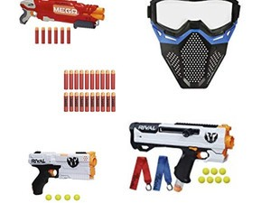 Don't miss out on this one-day sale full of awesome Nerf guns and gear