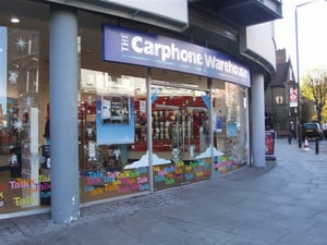 UK retailers Carphone Warehouse and Dixons to announce £3.7bn merger