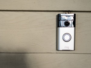 Add a Ring Video Doorbell to your front door for just $100