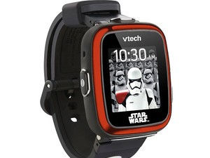 Grab this $30 VTech Stormtrooper smart watch for your kids