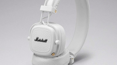 Marshall's Major III Bluetooth headphones are on sale for $80 right now