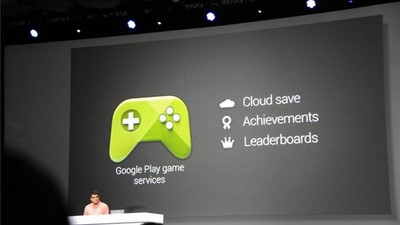 Google takes on Game Center with Google Play game services