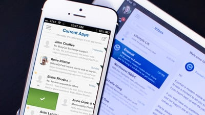 Evomail for iOS updated with support for aliases, bug fixes, and more