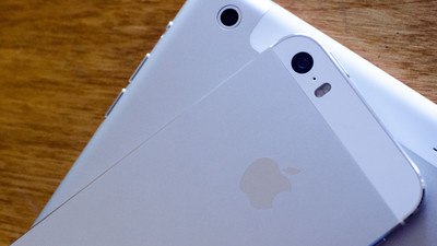 iPad Air vs iPhone 5s: iSight camera shootout!