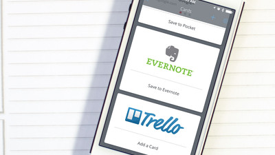 Email app CloudMagic adds support for Trello, Evernote, Pocket, and more