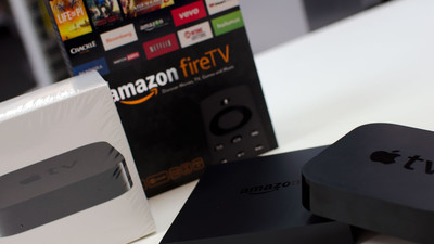 Apple TV vs. Amazon Fire TV: Which one should you get?