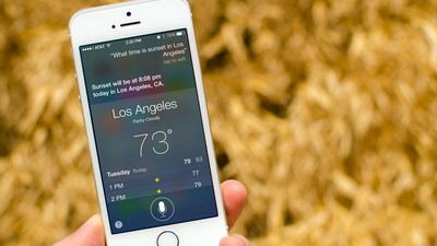 How to get sunrise and sunset information with Siri
