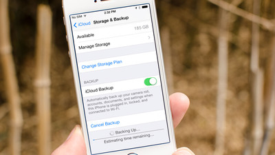 How to back up to iCloud before updating to iOS 8