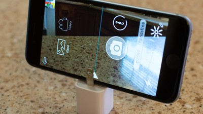 Cycloramic app automatically spins iPhone 6 to capture stunning 360-degree panoramas