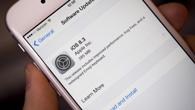 Apple releases iOS 8.3 to the public with performance improvements, new emoji, and more