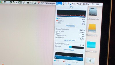 iStat Menus 5.1 adds support for new Macs and gives you more control