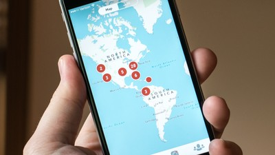 Periscope now helps you find live broadcasts around the world