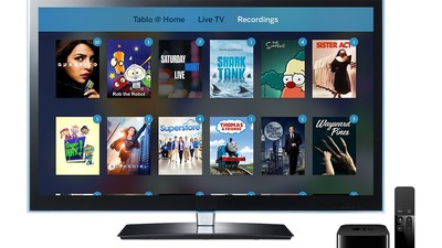 Tablo brings its live TV and DVR app to the Apple TV