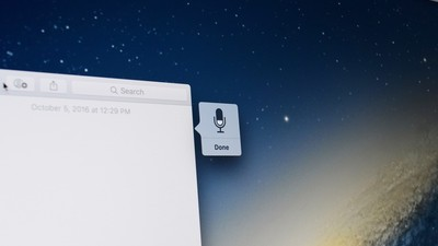 How to use Dictation on Mac
