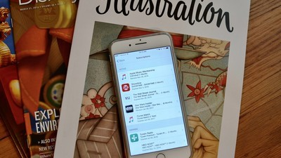 Subscriptions on the iPhone