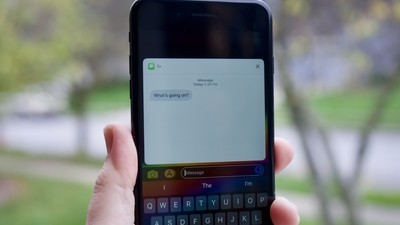 How to quickly send and reply with iMessage for iPhone or iPad