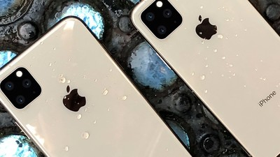 Protect your iPhone 11's screen from day one with a screen protector!