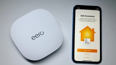 Add your eero router to HomeKit to lock your accessories down. Here's how!