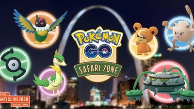 St. Louis Safari Zone tickets will be available in the Pokémon Go App soon!