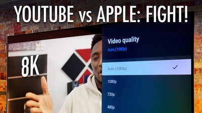 Why you still can't watch 4K YouTube on Apple devices