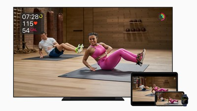 Peloton CEO says that Fitness+ is a 'legitimization' of fitness content