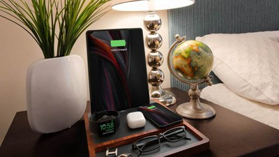 Charge multiple Apple devices at once with these wireless charging stations