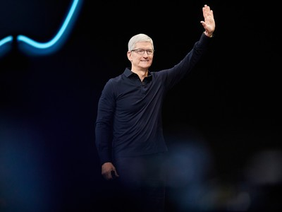 Tim Cook on antitrust investigations: 'There is no monopoly here'