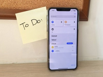 Set up Family Reminders so everyone stays on track