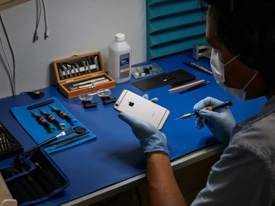 'Right to Repair' report reveals cost differences between Apple and others