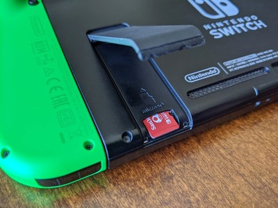 Bring more storage to Switch with these microSD cards