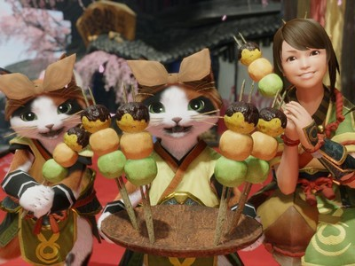 Learn all about the secrets of Monster Hunter Rise's Bunny Dango
