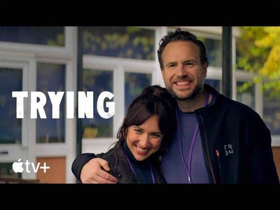 Season two of 'Trying' gets its official trailer ahead of May 21 premiere