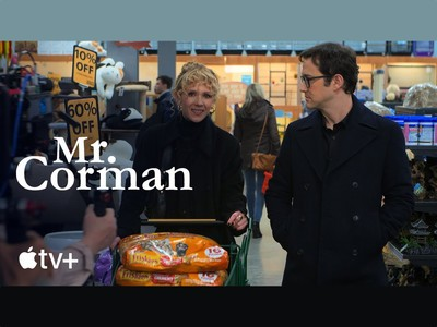 Apple shares first look featurette of 'Mr. Corman' before August 6 debut