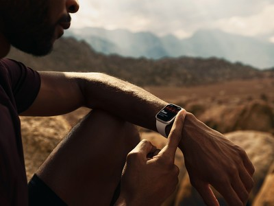 The Apple Watch Series 7 seems like a bit of a clunker